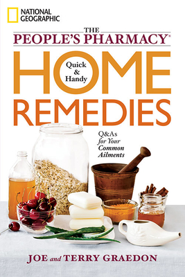The People's Pharmacy Quick & Handy Home Remedies Cover