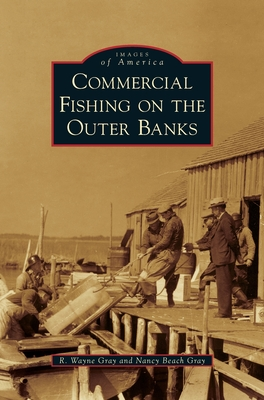 Commercial Fishing on the Outer Banks Cover Image