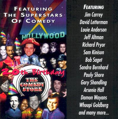 20th Birthday of the Comedy Store Cover Image