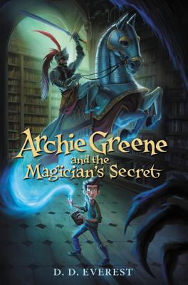 Archie Greene and the Magician's Secret Cover Image