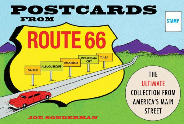 Postcards from Route 66 Cover