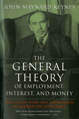 The General Theory of Employment, Interest, and Money Cover Image
