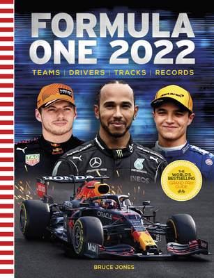 Formula One 2022: The World's Bestselling Grand Prix Handbook Cover Image