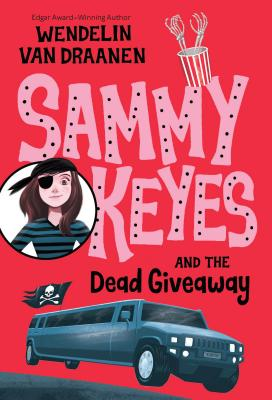 Sammy Keyes and the Dead Giveaway Cover