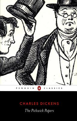 Cover for The Pickwick Papers