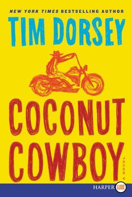 Coconut Cowboy: A Novel (Serge Storms #20) Cover Image