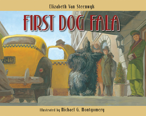 First Dog Fala Cover