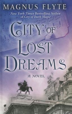 City of Lost Dreams Cover