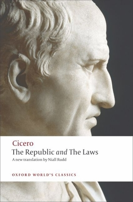 The Republic and the Laws (Oxford World's Classics) Cover Image