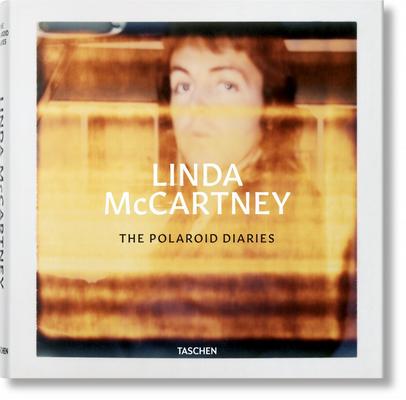 Linda McCartney. the Polaroid Diaries Cover Image