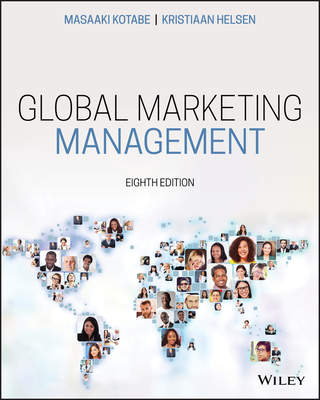 Global Marketing Management Cover Image