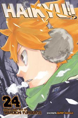 Haikyu!!, Vol. 24 Cover Image