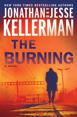 The Burning: A Novel (Clay Edison) Cover Image