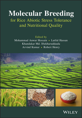 Molecular Breeding for Rice Abiotic Stress Tolerance and Nutritional Quality Cover Image
