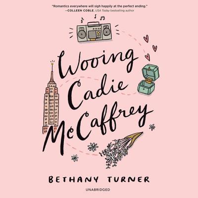 Wooing Cadie McCaffrey Lib/E Cover Image