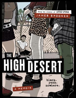 Cover for The High Desert