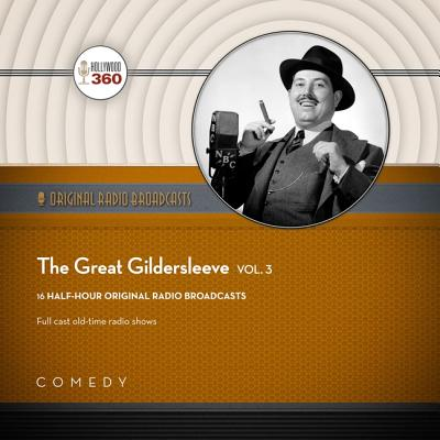 The Great Gildersleeve Collection 1 Cover Image