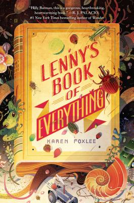 Cover for Lenny's Book of Everything