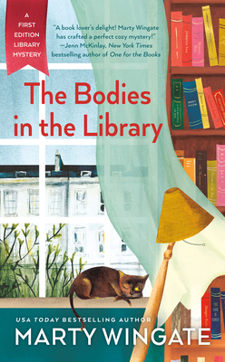 The Bodies in the Library (A First Edition Library Mystery #1) Cover Image