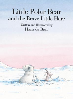 Little Polar Bear and the Brave Lit Cover