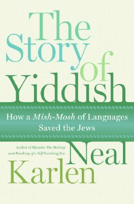The Story of Yiddish Cover