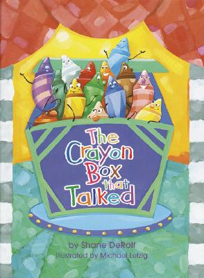 The Crayon Box That Talked Cover