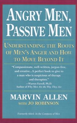 Angry Men, Passive Men Cover