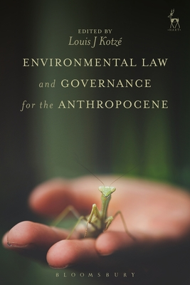 Environmental Law and Governance for the Anthropocene Cover Image