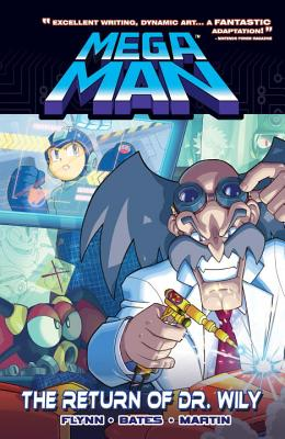 Mega Man, Volume 3 Cover