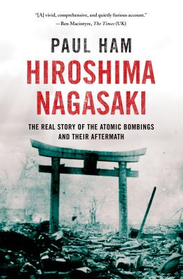 Hiroshima Nagasaki Cover