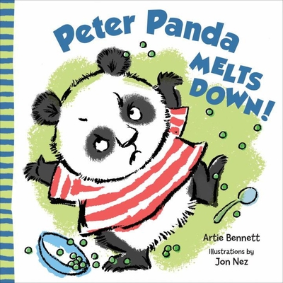 Peter Panda Melts Down! Cover Image