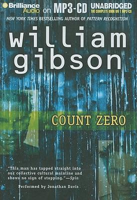 Count Zero Cover Image
