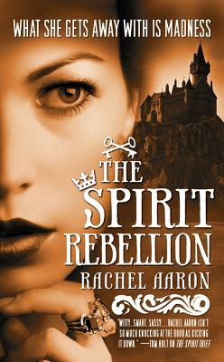 The Spirit Rebellion Cover