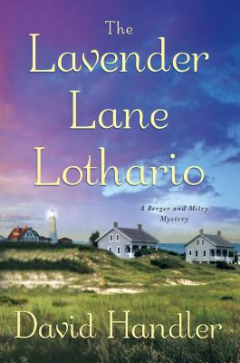 The Lavender Lane Lothario: A Berger and Mitry Mystery (Berger and Mitry Mysteries #11) Cover Image
