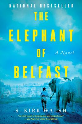 The Elephant of Belfast: A Novel Cover Image