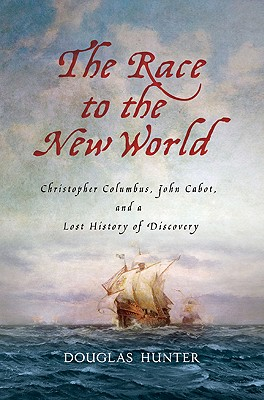 The Race to the New World Cover