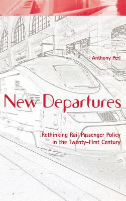 Cover for New Departures