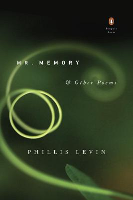 Mr. Memory & Other Poems Cover