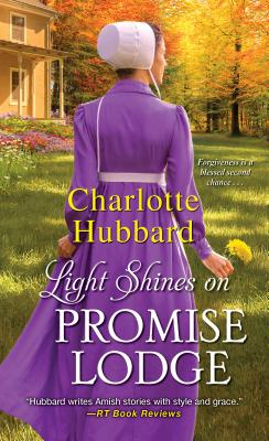 Light Shines on Promise Lodge: A Second Chance Amish Romance Cover Image