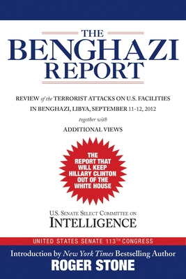 The Benghazi Report Cover