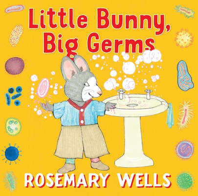 Little Bunny, Big Germs Cover Image