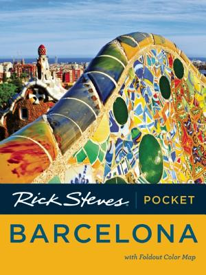Rick Steves Pocket Barcelona Cover Image