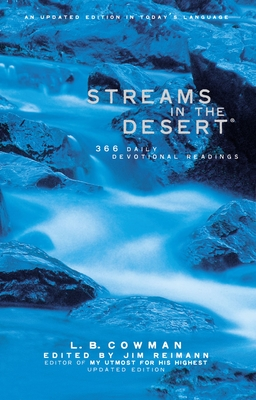 Cover for Streams in the Desert