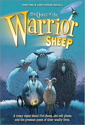 The Quest of the Warrior Sheep Cover