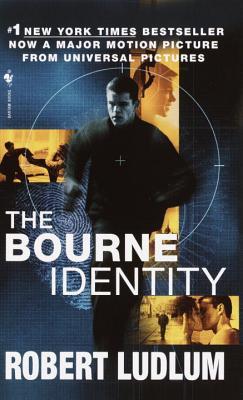 The Bourne Identity Cover