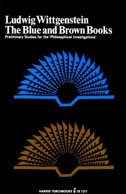 The Blue and Brown Books Cover Image