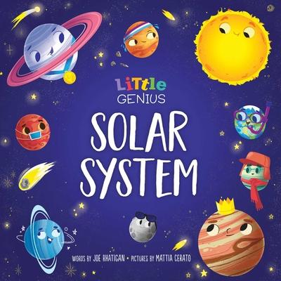 Little Genius Solar System Cover Image