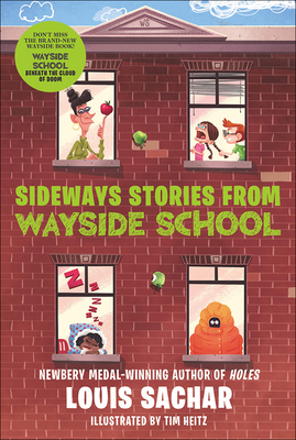 Sideways Stories from Wayside School Cover Image