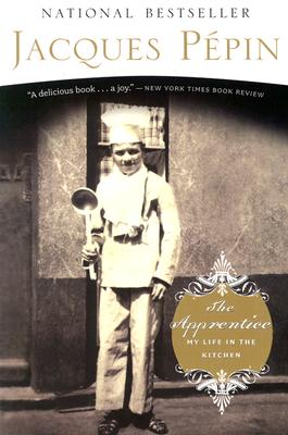 The Apprentice: My Life in the Kitchen Cover Image