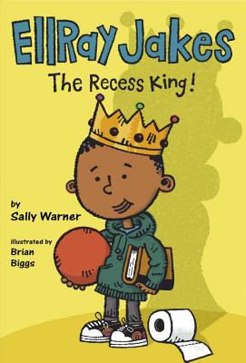 EllRay Jakes the Recess King! Cover Image